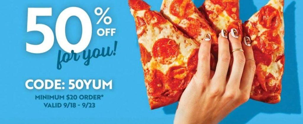 Papa Murphy's Pizza Coupon
